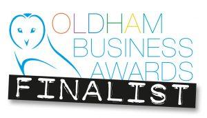 Oldham Business Awards 2017 Finalist