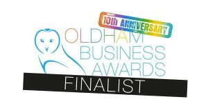 Oldham Business Awards Finalist - Simply Skin Oldham
